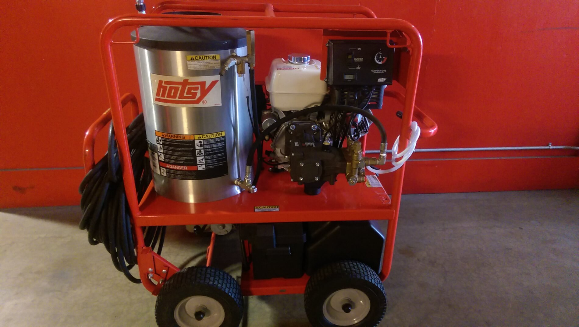 Used Machines Currently Available Hotsy Pacific