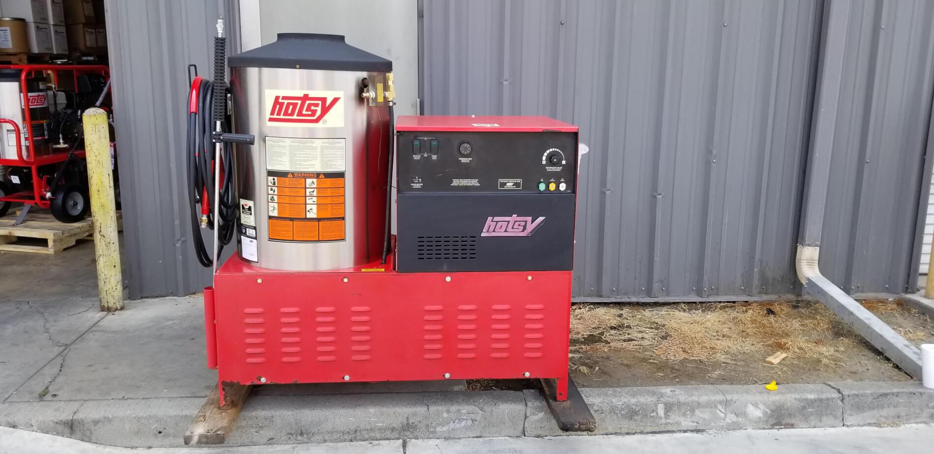 Hotsy 1260 SS