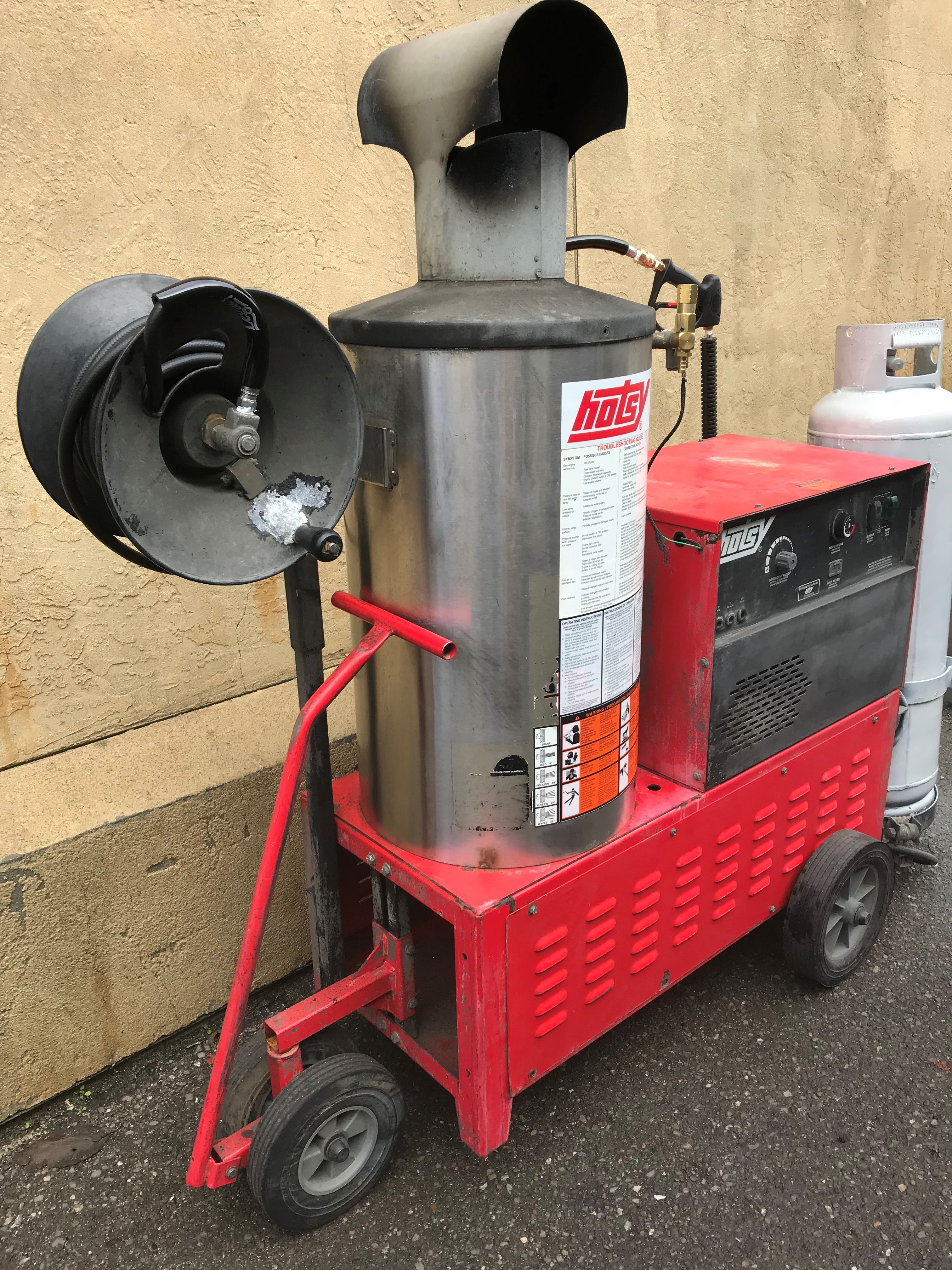 used machines currently available hotsy pacifichotsy 1260 ss